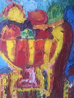 lategan, oil, paint, artist, art,